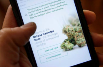 photo image Canada Post Admits Privacy Breach Involving 4,500 Ontario Cannabis Store Customers