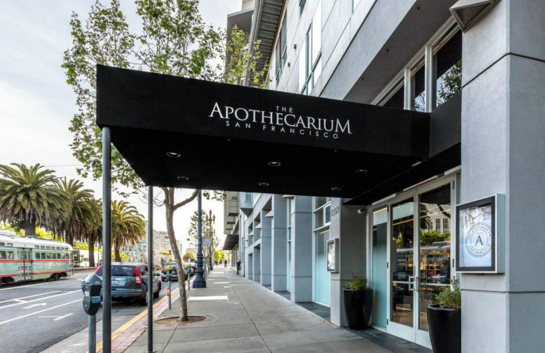 Cannabis Dispensary Field Trip: Boomers Experience the Apothecarium in San Francisco