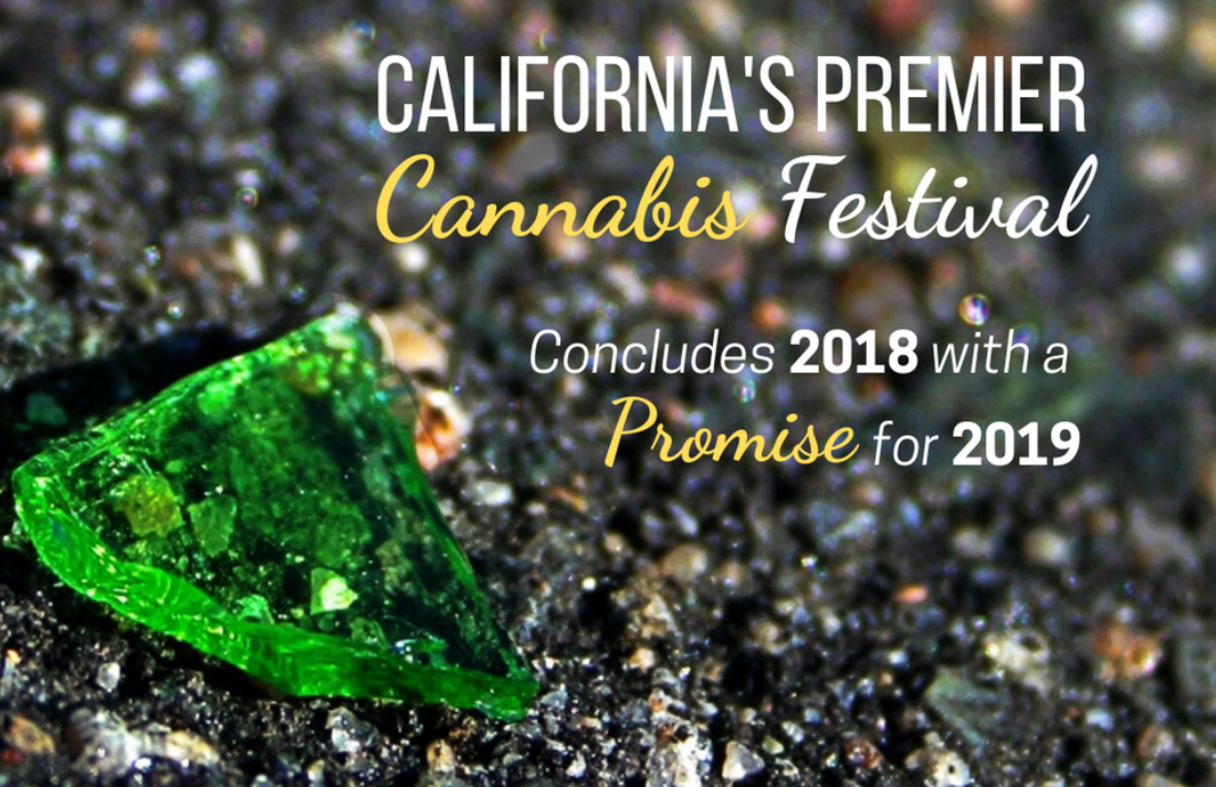 California's Premier Cannabis Festival Concludes 2018 With A Promise For 2019