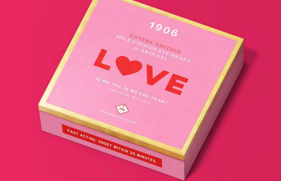 Valentine's Day Gift Guide 2019: The Finest Cannabis-Infused Chocolates