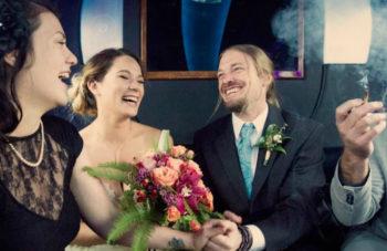 photo of Weed Weddings: Calgary Hosts Canada's First Cannabis Wedding Expo image