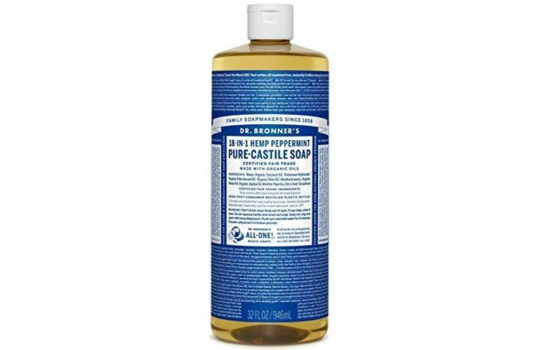 Soap Maker Dr. Bronner's Is Getting Into the Cannabis Game