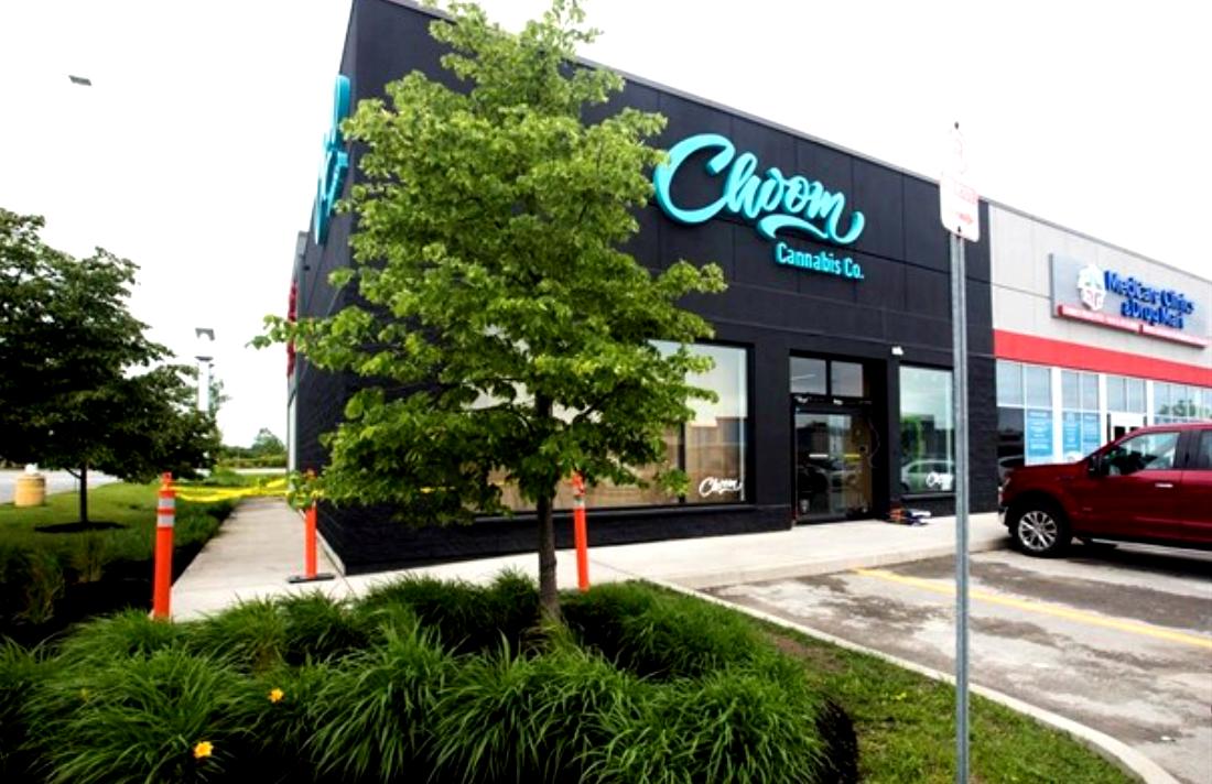 Choom Cannabis Store to Open Saturday at Niagara Square