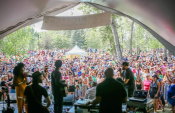 Legal Cannabis Consumption Area Debuting at 2019 Calgary Folk Music Festival