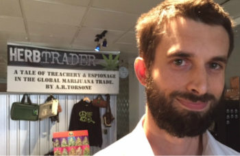 Outspoken Cannabis Activist Chris Enns Charged in Connection With Halifax Dispensary Raids 2