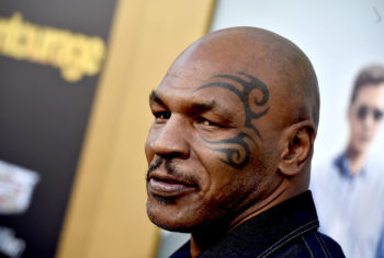 Mike Tyson Says He Burns Through $40,000 of Weed at His Ranch Every Month 2