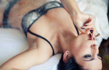 Sex and Cannabis: An Enthusiast's Guide to Enjoying Just the Right Amount of Each Together 2