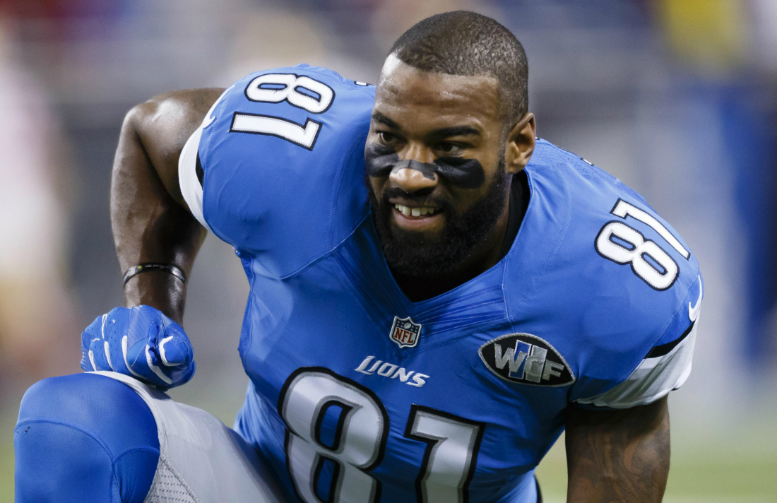 Calvin Johnson Discusses NFL Players' Dependency on Opioids thumbnail