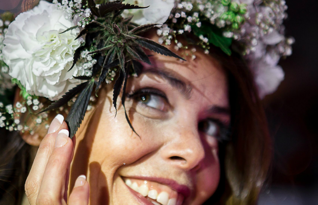 Saying 'I Do' to Cannabis at Your Wedding
