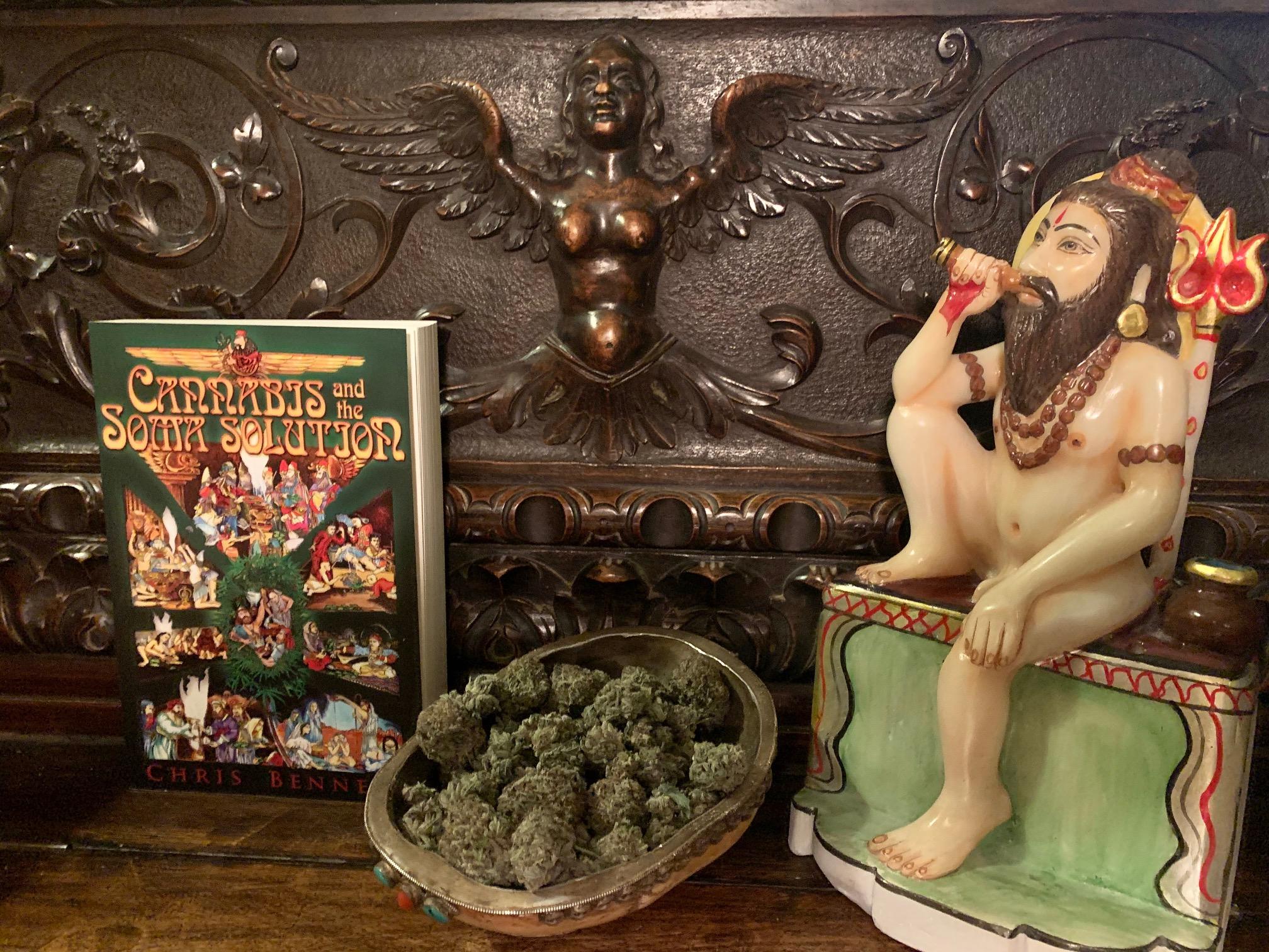 Aphrodisiac The Sexual Secret Of Marijuana 1971 the cannabis soma/haoma theory: a synopsis based on the