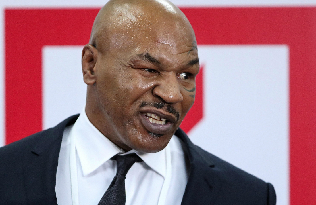 Boxing Legend Mike Tyson Opened a 40-Acre Cannabis Ranch After California Legalized Weed