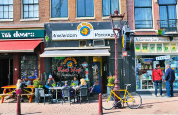 photo of Amsterdam Looks to Bar Foreign Visitors From Buying Cannabis image