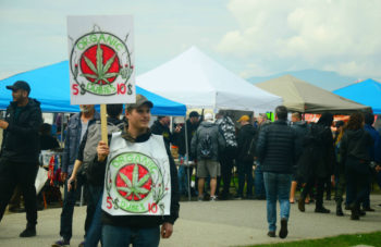 Vancouver 4/20 Event to Protest 'Intolerance of Cannabis' at Sunset Beach in 2020 2