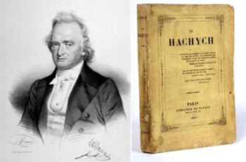photo of Dr. Francois Lallemand and the Prophecies of 'Le Hachych' image