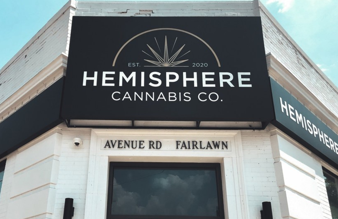 213456543123123 - Second Cup Parent Company Opens First Cannabis Dispensary in Toronto