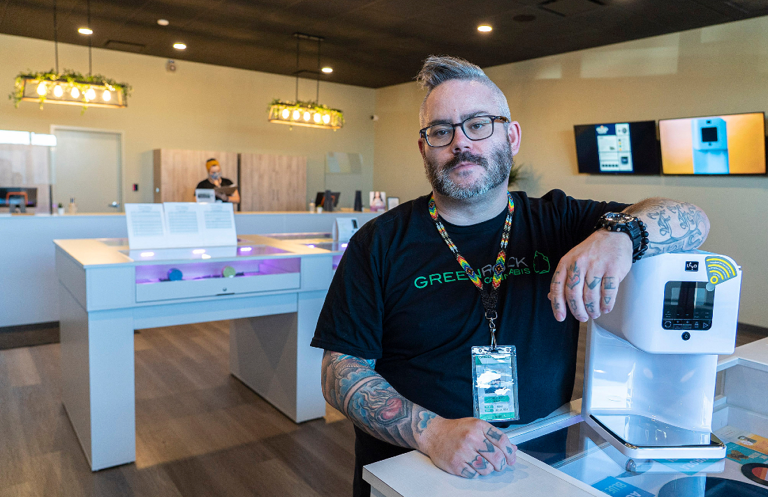 234578oi43tu645 - Chef Brings Cannabis Cooking Classes to St. Albertans