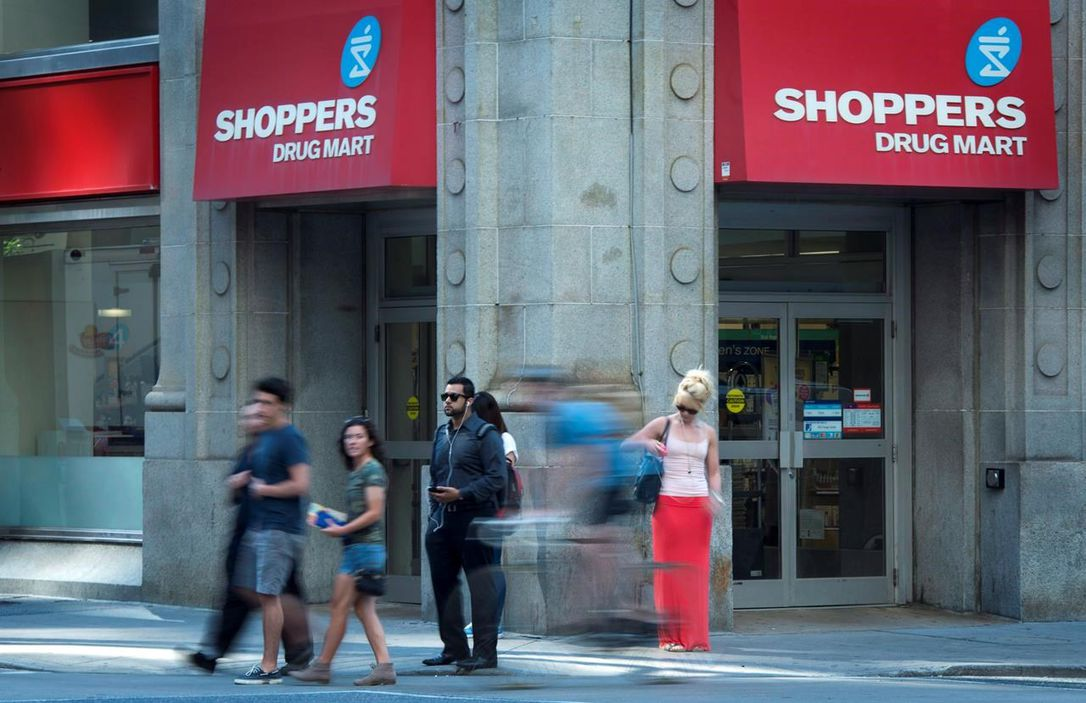 CPT11053317 - Shoppers Drug Mart To Begin Selling Medicinal Cannabis