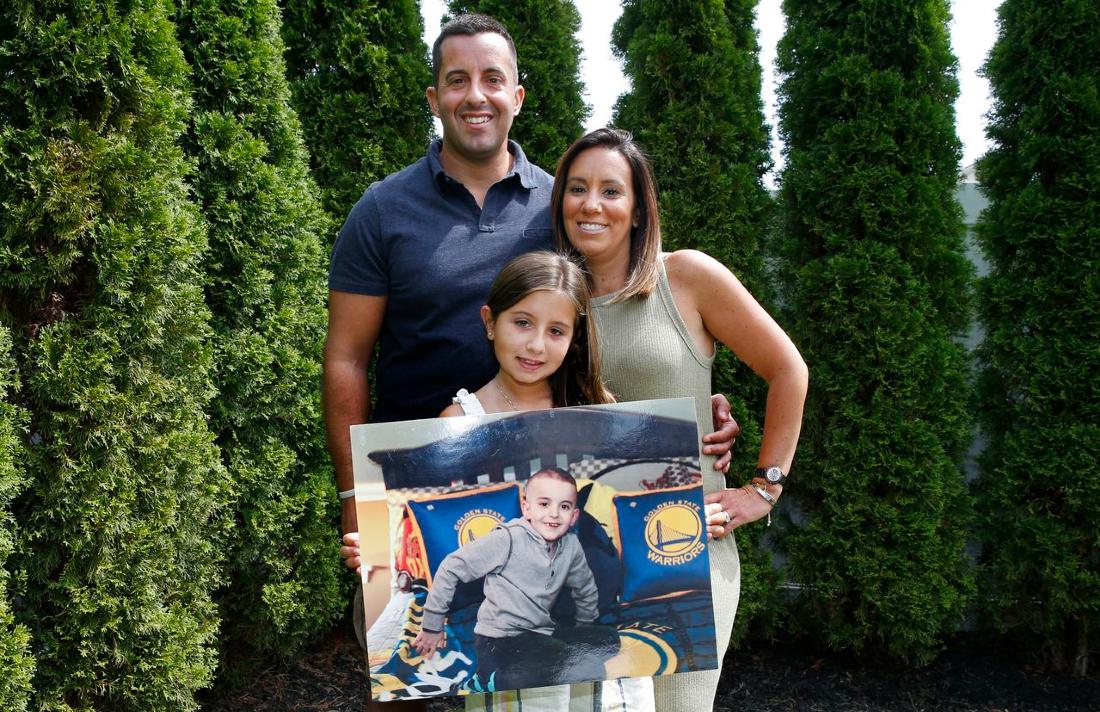 VLJWIKU4MFCOVM2M2GMOZM6E5Q - How The Honigs Keep Their Son's Story Alive To Help Kids Just Like Him