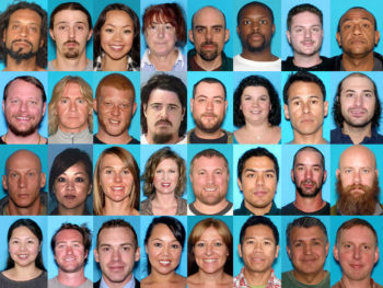 mugshots 350x263 - The Syndicate: Podcast Exposes Biggest Black Market Pot Bust in US History