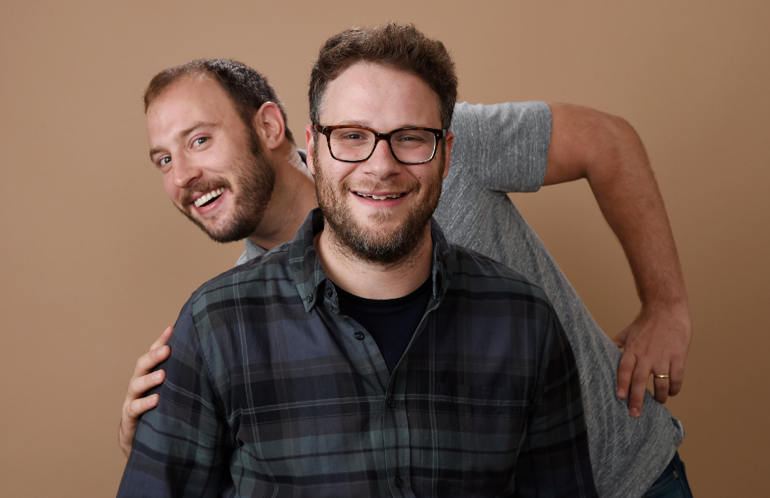 AP 953917051907 - Seth Rogen On Fighting Cannabis Stigma And Why Pot Should Be As Accepted As Beer