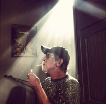 "photo of Under the Influence ""Marijuana Man"" Memorial image"