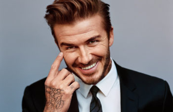 , David Beckham Buys Stake In Firm That Uses Cannabis In Its Skincare Products