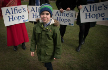 , Desperate Mum Says She'll Break Law To Get Epileptic Alfie, 9, Medicinal Cannabis