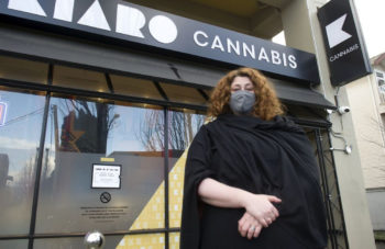 Rule Changes Allow For Delivery Of Non-Medical Marijuana In B.C.
