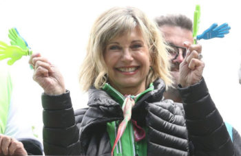 Olivia Newton-John: 'Cannabis That My Husband Grows For Me Has Been Such A Huge Part Of My Healing'