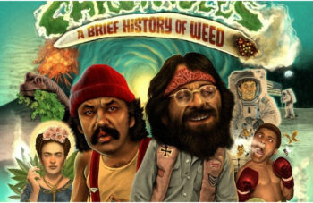 Marijuana And Graphic Novels: Cheech & Chong To Launch First Cannabis Comic Book In 2022